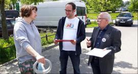 Inicjatywa Mieszkańców Ursynowa zbierała podpisy pod wnioskiem o konsultacje społeczne