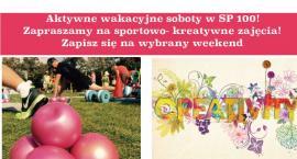 Aktywna sobota dla dzieci i rodziców