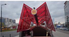 Skrócenie trasy linii metra M1. Komunikacja zatępcza