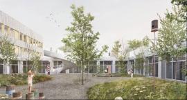 Konkurs architektoniczny na projekt budynku szkoły i przedszkola przy ul. Zaruby - rozstrzygnięty.